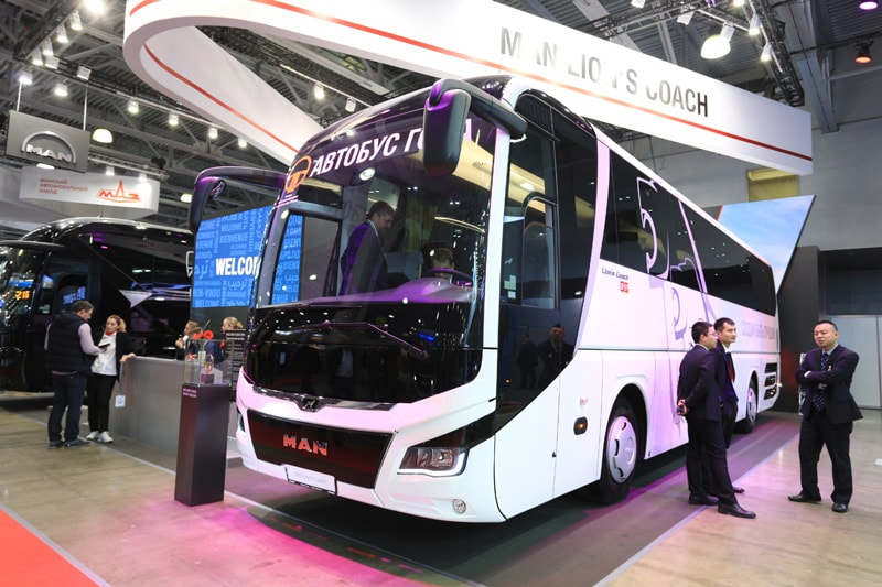 Exposition Busworld Russia 2018